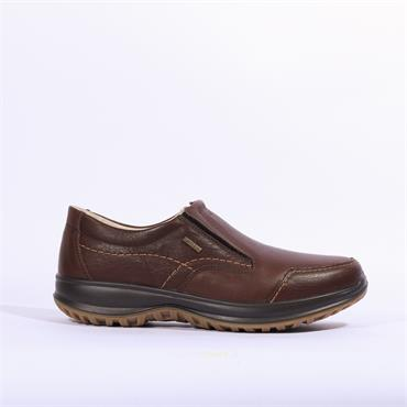 Grisport Men Active Melrose Slip On Shoe - Brown