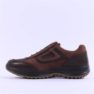 Grisport Men Airwalker Laced Shoe - Tan
