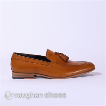 Brent Pope Great Barrier Slip On - Cognac