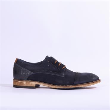 Brent Pope Marco - Navy Suede