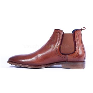 Brent Pope Toko - Cognac Leather