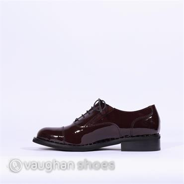 Marco Moreo Toe Cap Brogue - Wine