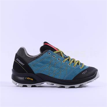 Grisport Women Treviso Walking Shoe - Blue