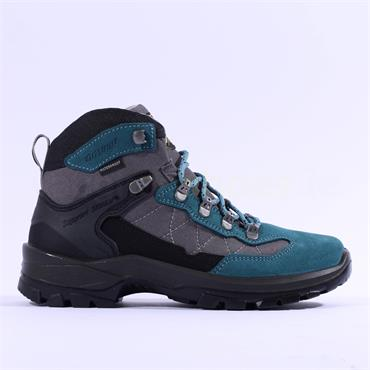 Grisport Lady Excalibur Walking Boot - Pale Blue Grey