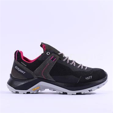 Grisport Lady Trident Walking Shoe - Grey