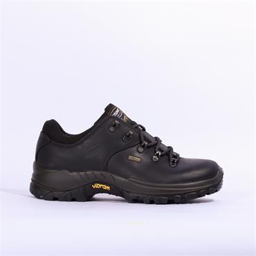 Grisport Men Dartmoor Laced Shoe - Black