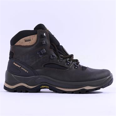 Grisport Men Quatro Trekking Boot - Brown