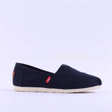 Drilley Classic Canvas - Navy
