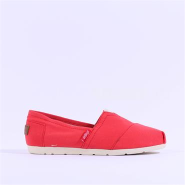 Drilley Classic Canvas - Red