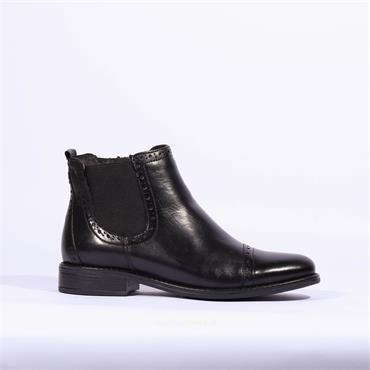 Dubarry Women Carisa - Black Leather