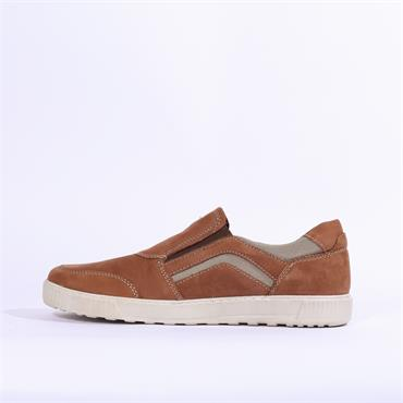 Dubarry Seymour Slip On - Tan