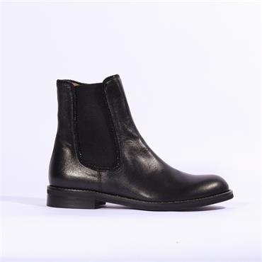 Marco Moreo Lynn Side Gusset Boot - Black