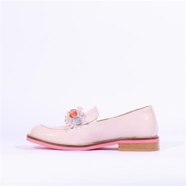 Marco Moreo Lynn Loafer Jewel Band - Pink