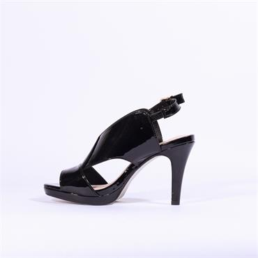 Kate Appleby Chapman - Black Patent