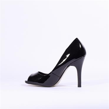 Kate Appleby Everglade - Black Patent