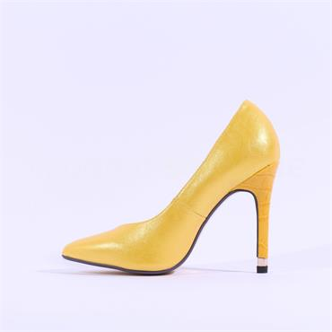Kate Appleby Monmore High Heel - Yellow Croc
