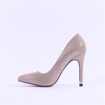 Kate Appleby Oban High Heel - Pewter Shimmer