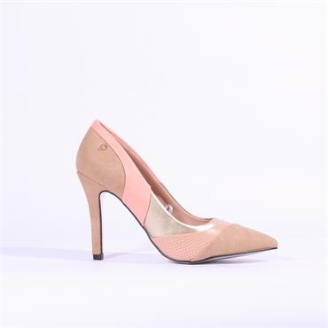 Kate Appleby Snowdon - Taupe Pink Combi