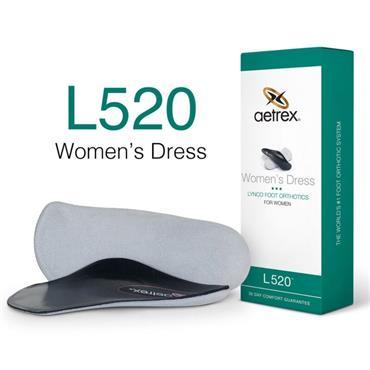 Aetrex L520W - Black