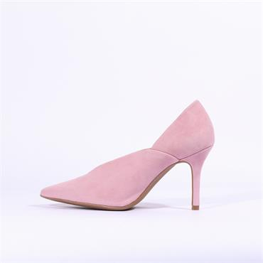 Marian Suede Pointed Toe High Heel Cira - Dusty Pink