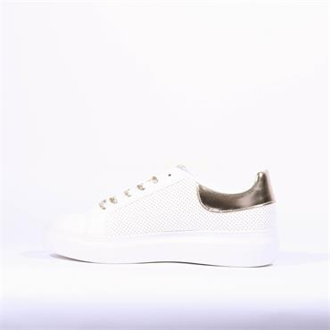 Sprox Platform Trainer Perforated Detail - White