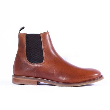 Tommy Bowe Booth - Tan Leather