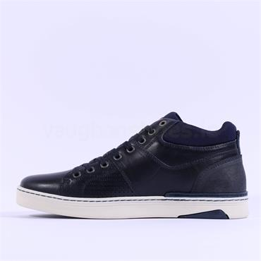 Tommy Bowe Cronin - Navy Leather