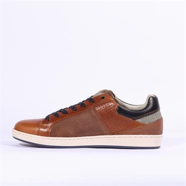 Tommy Bowe Mortlock - Tan Leather