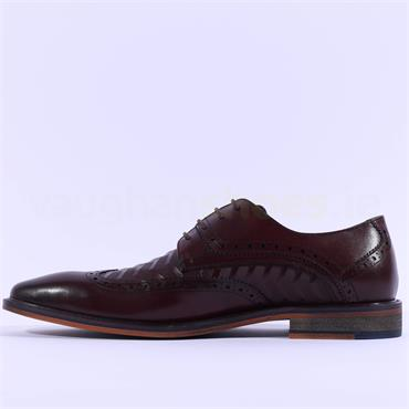 Tommy Bowe Moses - Bordeaux Leather