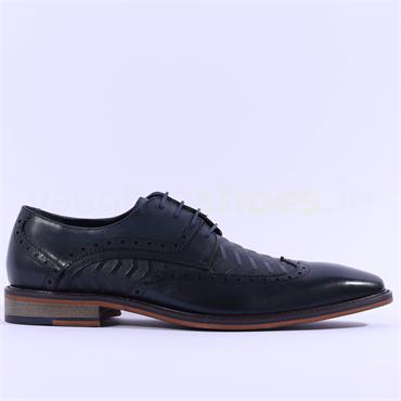 Tommy Bowe Moses - Navy Leather