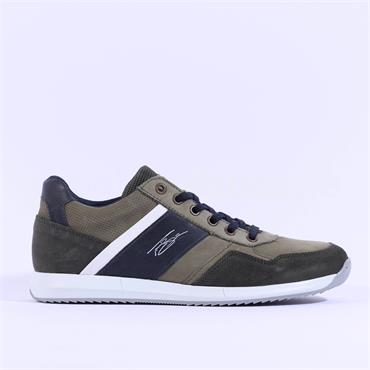 Tommy Bowe Toner - Khaki Leather