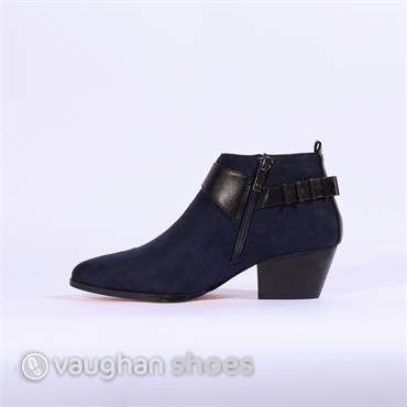 Una Healy Higher - Navy Suede