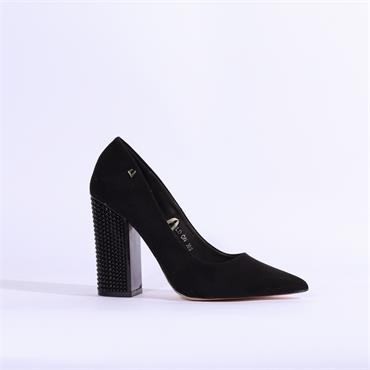 Una Healy Hold On - Black Suede