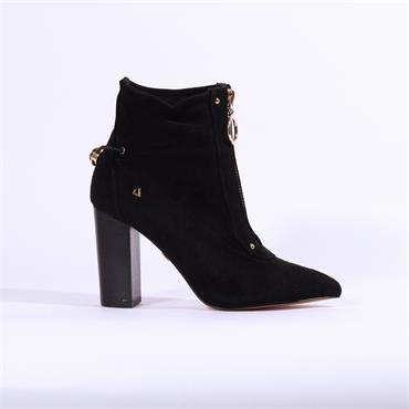 Una Healy Pure Shores - Black Suede