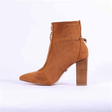 Una Healy Pure Shores - Tan Suede