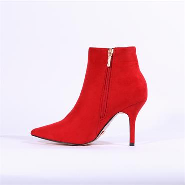 Una Healy Take It - Red Suede