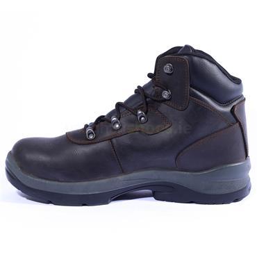 Hitec Blaze Ct Cp Steel Toe Boot - Brown