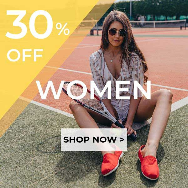 20% OFF Women