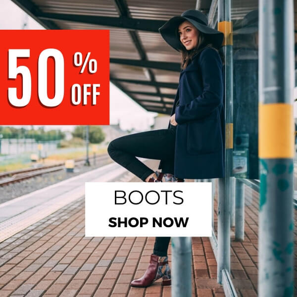 50 OFF Boots