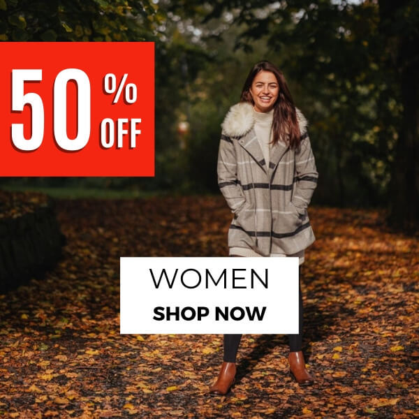 50 OFF Women