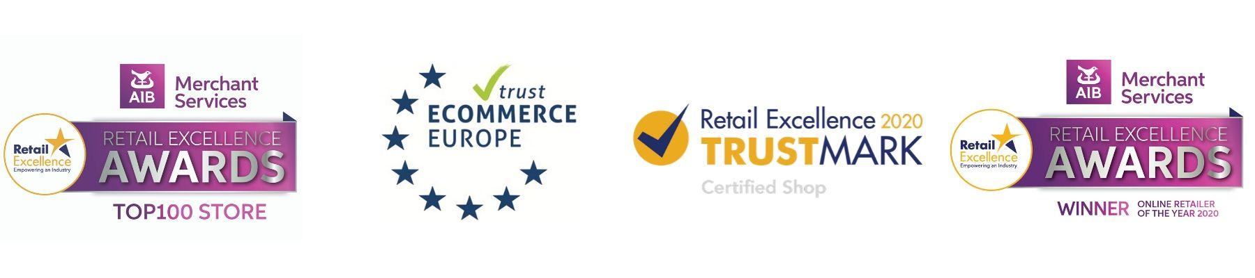 Trustmarks + Awards