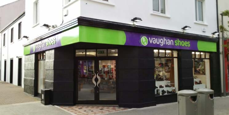 Vaughan Shoes Castlebar Store