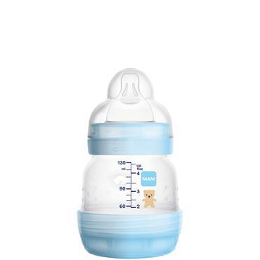 MAM 0 MONTHS SMALL BABY BOTTLE 130ML 1 PCE