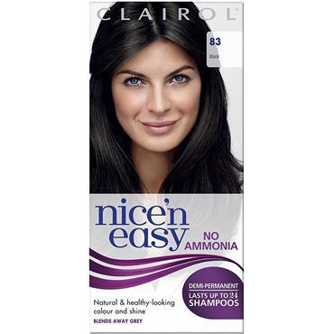 CLAIROL NICE N EASY 83 BLACK