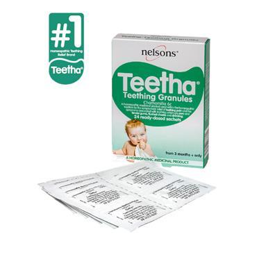 NELSONS TEETHA 30G