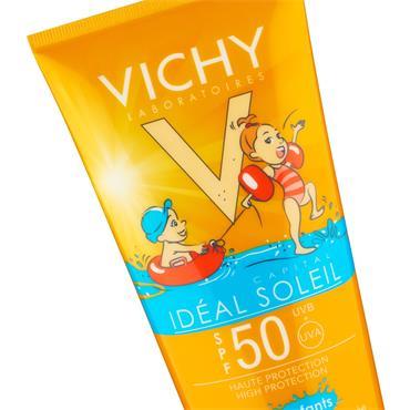 VICHY IDEAL SOLEIL CHILDREN F50 MILK 300ML
