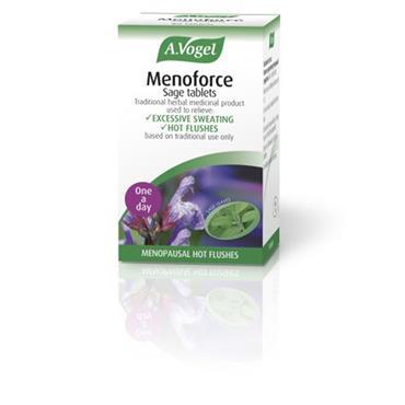 A.VOGEL MENOFORCE SAGE TABLETS 30S