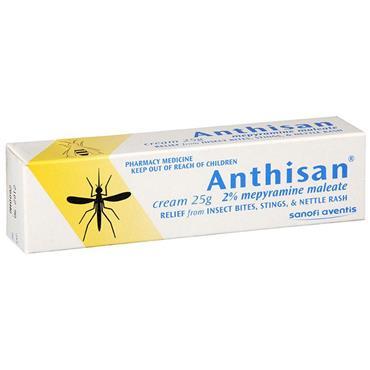 ANTHISAN CREAM 2 25G