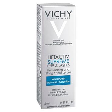VICHY LIFTACTIV SUPREME EYES & LASHES 15ML