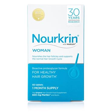 NOURKRIN WOMAN SUPPLEMENT TABLETS 60S